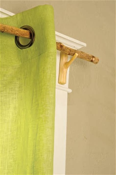 lodge curtain rods tree branch curtain rod 15 diy tutorials guide patterns