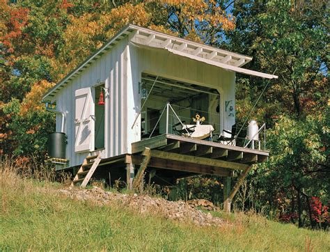 small modern cabin plans 7 clever ideas for a secure remote cabin