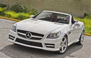2014 mercedes slk class picture 527250 car review