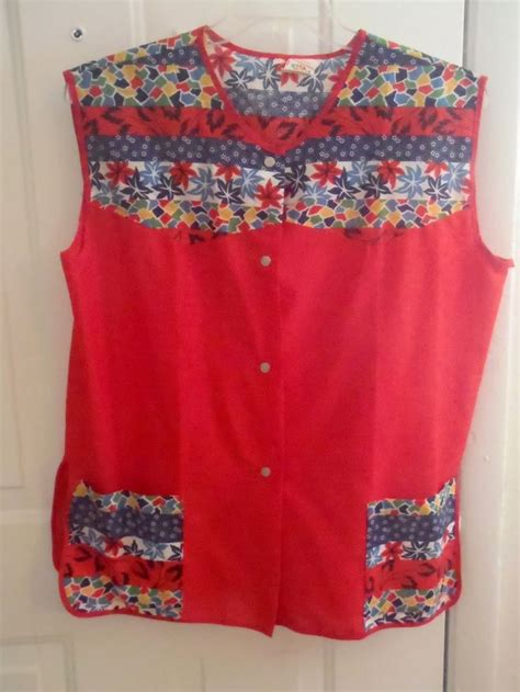 what is an apron front vintage country cobbler apron snap front sleeveless