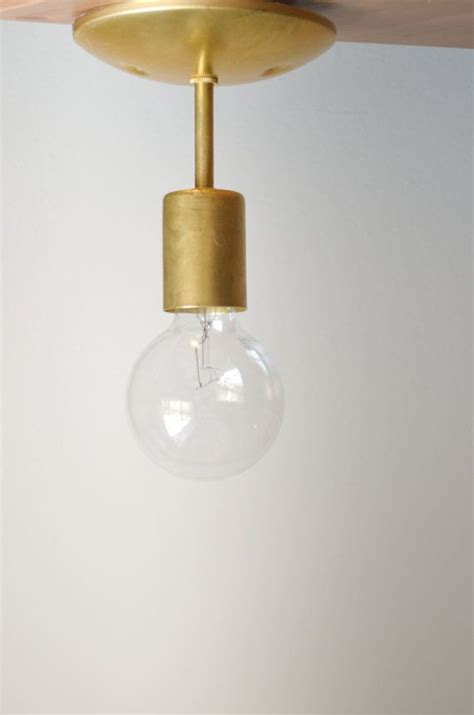 Modern Gold Bathroom Lighting Gold Brass Industrial Modern Wall Sconce Light Globe