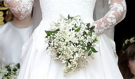 Wedding Bouquet Of Kate Middleton by Kate Middleton S Wedding Dress Story