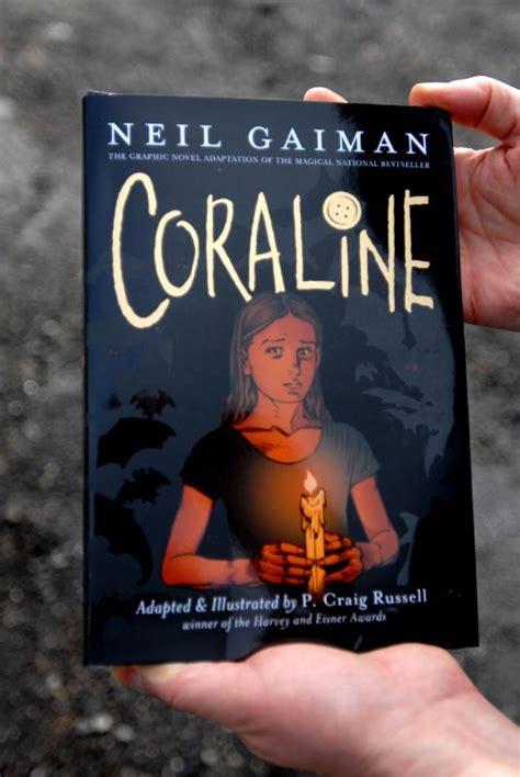 coraline the graphic novel wksu news coraline the graphic novel