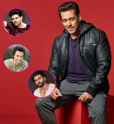 new actor zaheer iqbal zaheer iqbal sooraj pancholi aayush sharma meet the