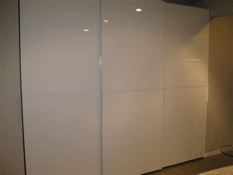 armadio zalf zalf armadio glassy 30 design vetro ante scorrevoli