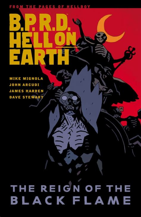 b p r d hell on earth volume 1 books comic review b p r d hell on earth volume 9 the