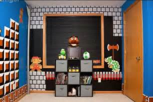 The Bedroom Game Super Mario Bros Bedroom Is The Coolest Thing Ever