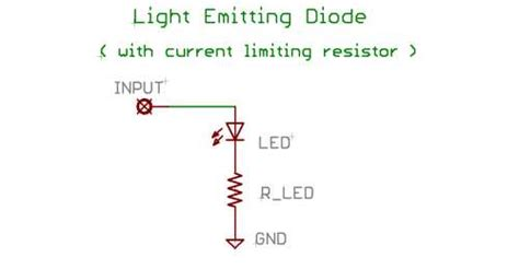 function of current limiting resistor led current limiting resistor circuit 28 images basic light emitting diode guide dp current