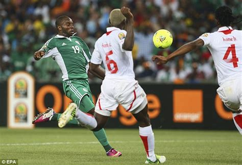 Colorado State Sports Mba by Nigeria Win Africa Cup Of Nations 2013 Beating Burkina