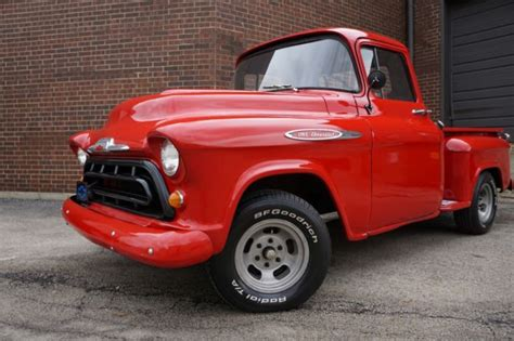 ford apache 1957 chevy 3100 up truck chevrolet apache ford gmc