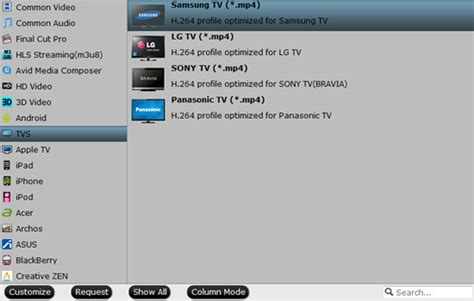 file format not supported samsung tv hdtv best supported video audio formats video pedia