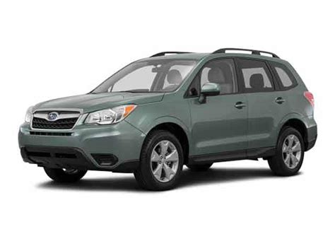 subaru forester 2016 green 2016 subaru forester 2 5i premium for sale in green bay