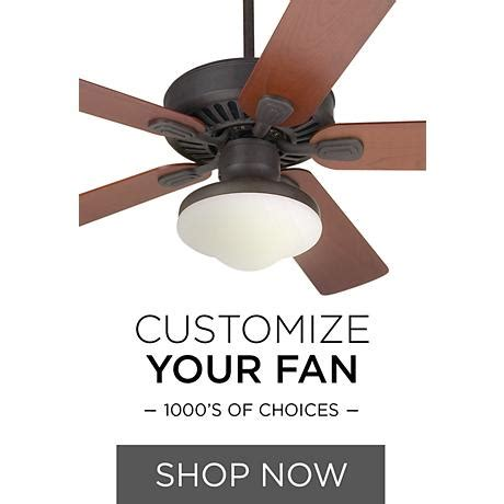 casa vieja fans design your own design your own ceiling fan 1000 s of combinations