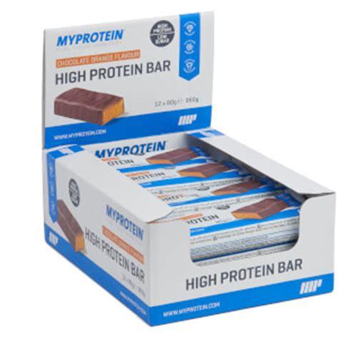1 protein bar calories best protein bars myprotein