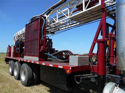 atlas copco  drill rig venture drilling supply