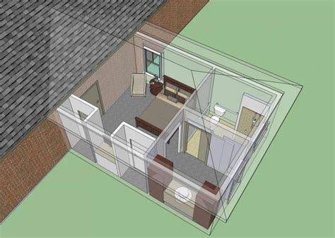 in law suite addition 653681 wheelchair accessible mother in law bedroom