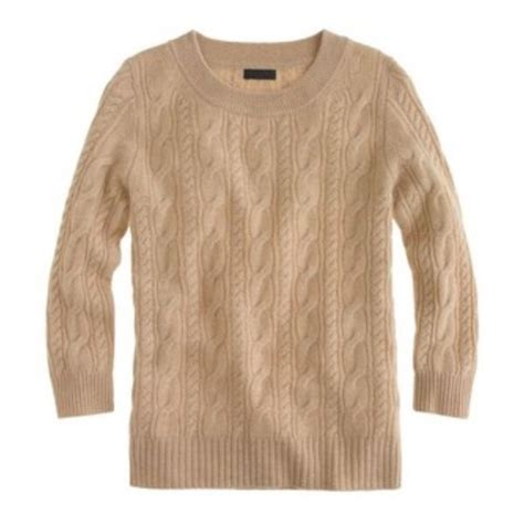 j crew cable knit cardigan 77 j crew sweaters jcrew 100 beige cable
