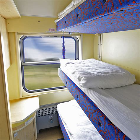 the poland rail travel guide and sleeping on