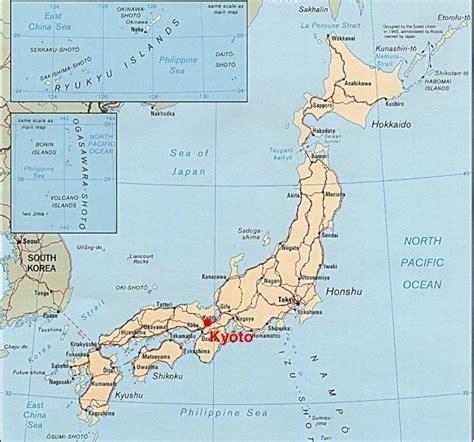 la cuisine fran軋ise meubles kyoto carte du japon arts et voyages