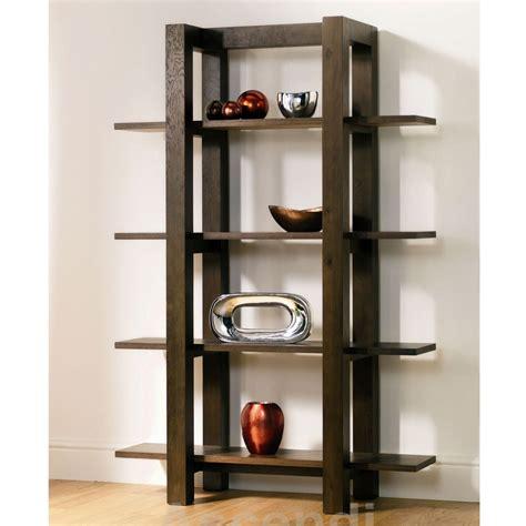 Shelf Of Walnuts by Bentley Designs Lyon Walnut Shelf Unit
