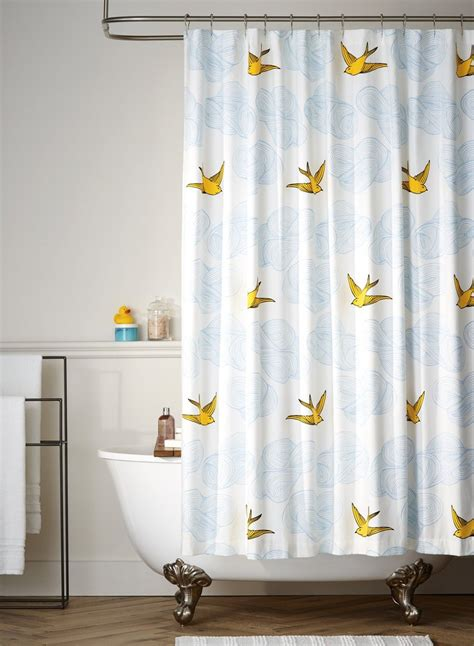 shower curtains  mermaids    hygge west