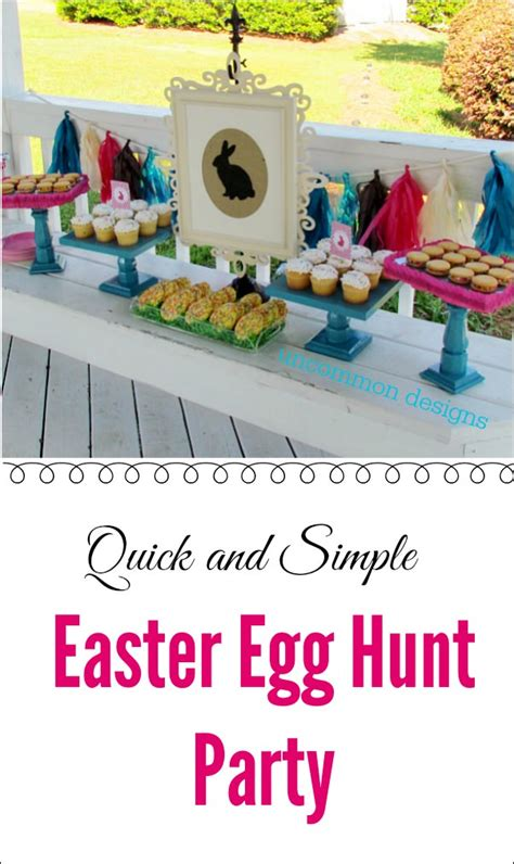 The Kitchen Egg Hunt by And Easy Easter Egg Hunt