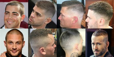 Military Haircuts For Men   Men's Haircuts   Hairstyles 2018