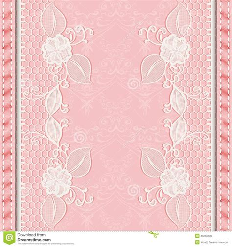 lace templates for card template greeting or invitation card with lace fabric