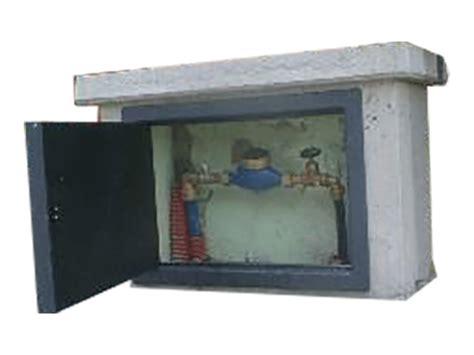 cassetta contatore cassette per contatore