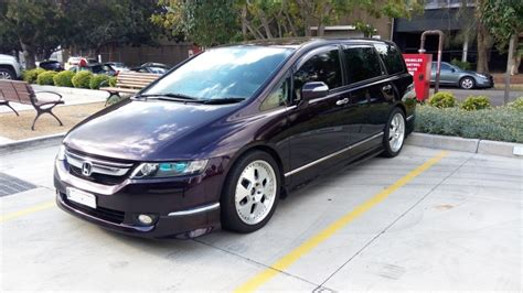 Strutbar Odyssey 05 Rb1 Odyssey 12 Rb3 Rear Lower 2poin nsw 2006 honda odyssey rb1 with light mods