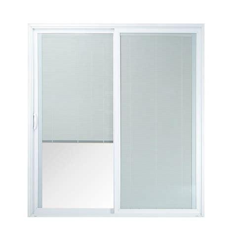 60 sliding glass patio door 60 sliding patio door with blinds icamblog