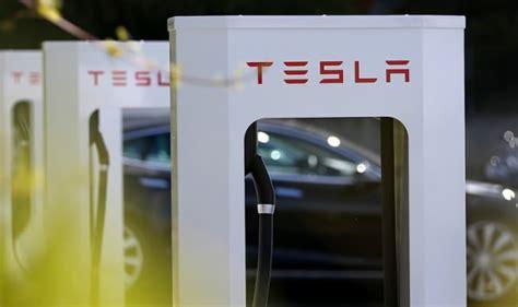 Tesla Supercharging Stations Canada Telsa Motors Opens New Quot Supercharger Quot Station In Fremont