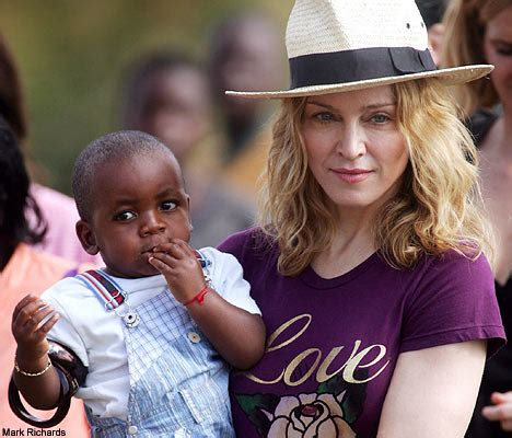 Madonna Makes A Donation by How To Get A Involved With A Charity