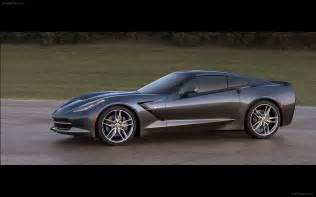 Chevrolet Stingray Corvette Chevrolet Corvette C7 Stingray 2014 Widescreen Car