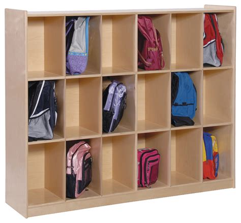 backpack rack for home steffywood home kids 12 cubby schoolbag backpack storage