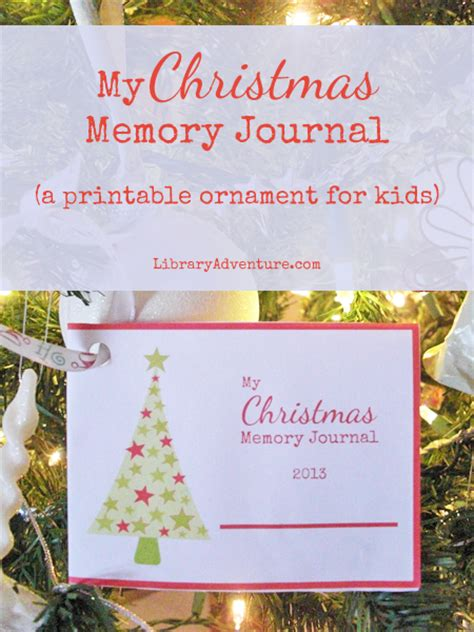 printable christmas journal printable christmas journal pictures to pin on pinterest