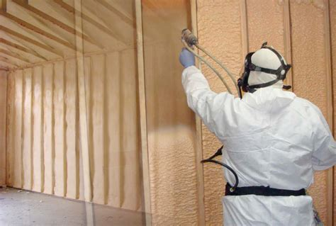best spray foam insulation best efficiency for the home spray foam