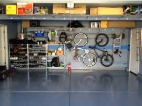 workshop shelving systems garage storage decosee