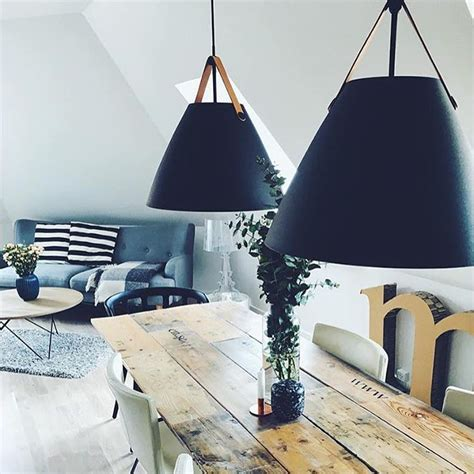 Bollard Lighting Dftp Nordlux Strap 48 Ceiling Pendant Light Black