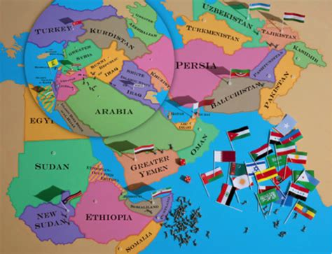 middle east map future focus the middle east hallucination and the