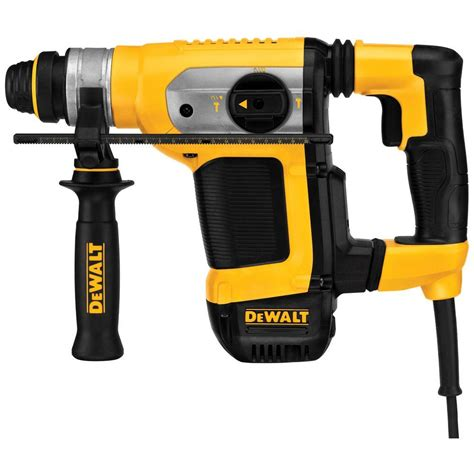 dewalt 9 1 1 8 in corded sds plus combination