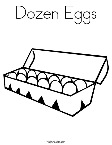 Cooking A Egg Coloring Pages Eggs Coloring Page