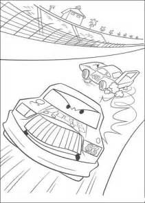 cars coloring pages hicks hicks leaves mcqueen coloring page free