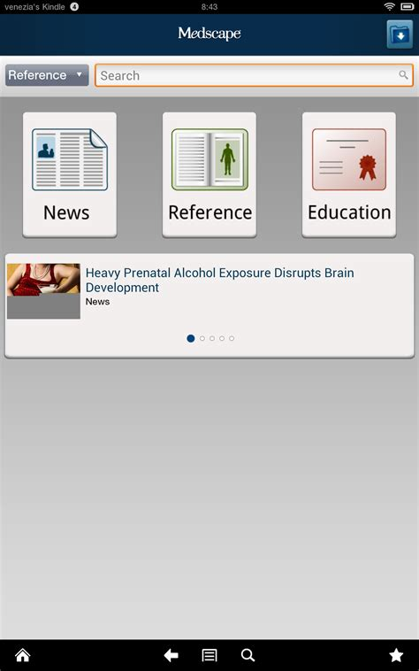 medscape for android medscape appstore for android