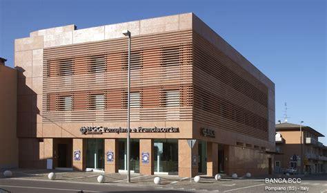 banco di credito cooperativo di brescia sbbs building solution sede credito cooperativo di