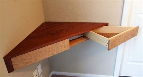 corner shelf with drawer clever drawer ideas ideas2live4