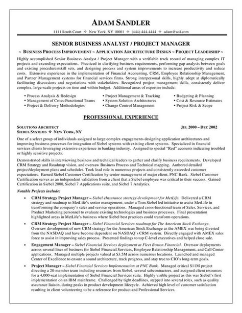 business analyst resumes sles can someone mail me a sle business analyst resume quora