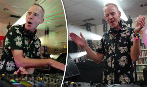 Marital Woes by Norman Cook Brushes Zoe Divorce As He Up