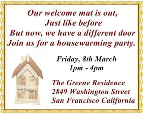 house warming ceremony invitation card templates housewarming invitations wording template resume builder
