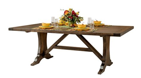 lancaster extension dining table westin amish dining table in lancaster county pa self